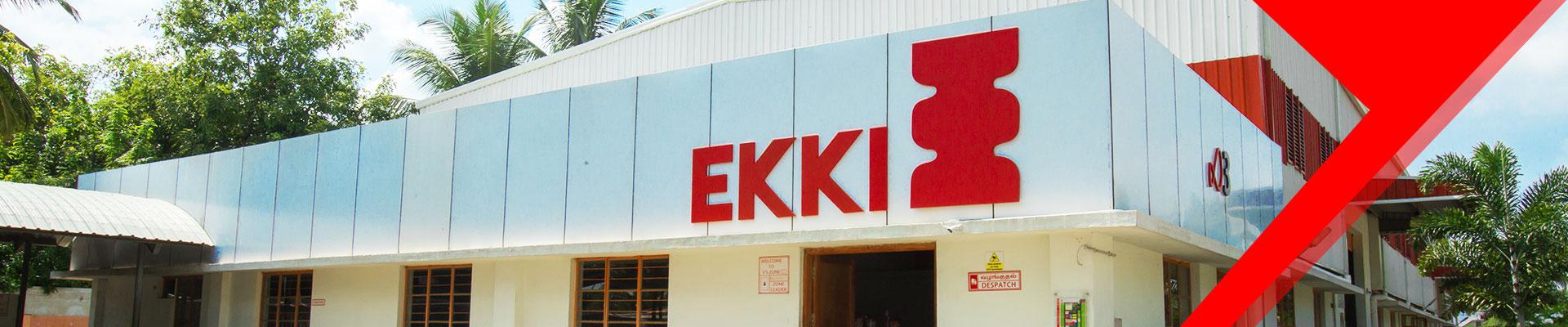 About EKKI